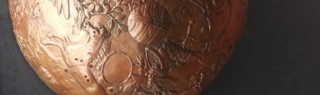 Weigelscher Halbglobus (Kupfer)